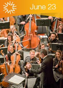 Artosphere Festival Orchestra</br><i>The American Spirit</i></br>Artosphere Finale Concert