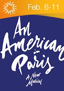 <i>An American in Paris</i>