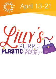 Trike Theatre presents<br><i>Lilly's Purple Plastic Purse</i>