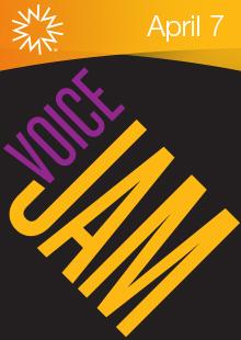 VoiceJam Competition