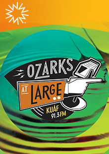 """Artosphere Edition of """"Ozarks at Large"""""""
