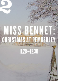 <b><i>Miss Bennet: Christmas at Pemberley</i><br></b>