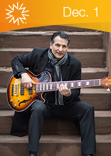 The John Patitucci Electric Guitar Quartet