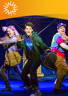 <i>The Lightning Thief</i>: The Percy Jackson Musical