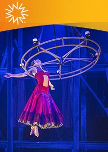 Cirque Éloize <i>Saloon</i>