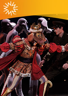 Canada's Royal Winnipeg Ballet's <i>The Nutcracker</i>