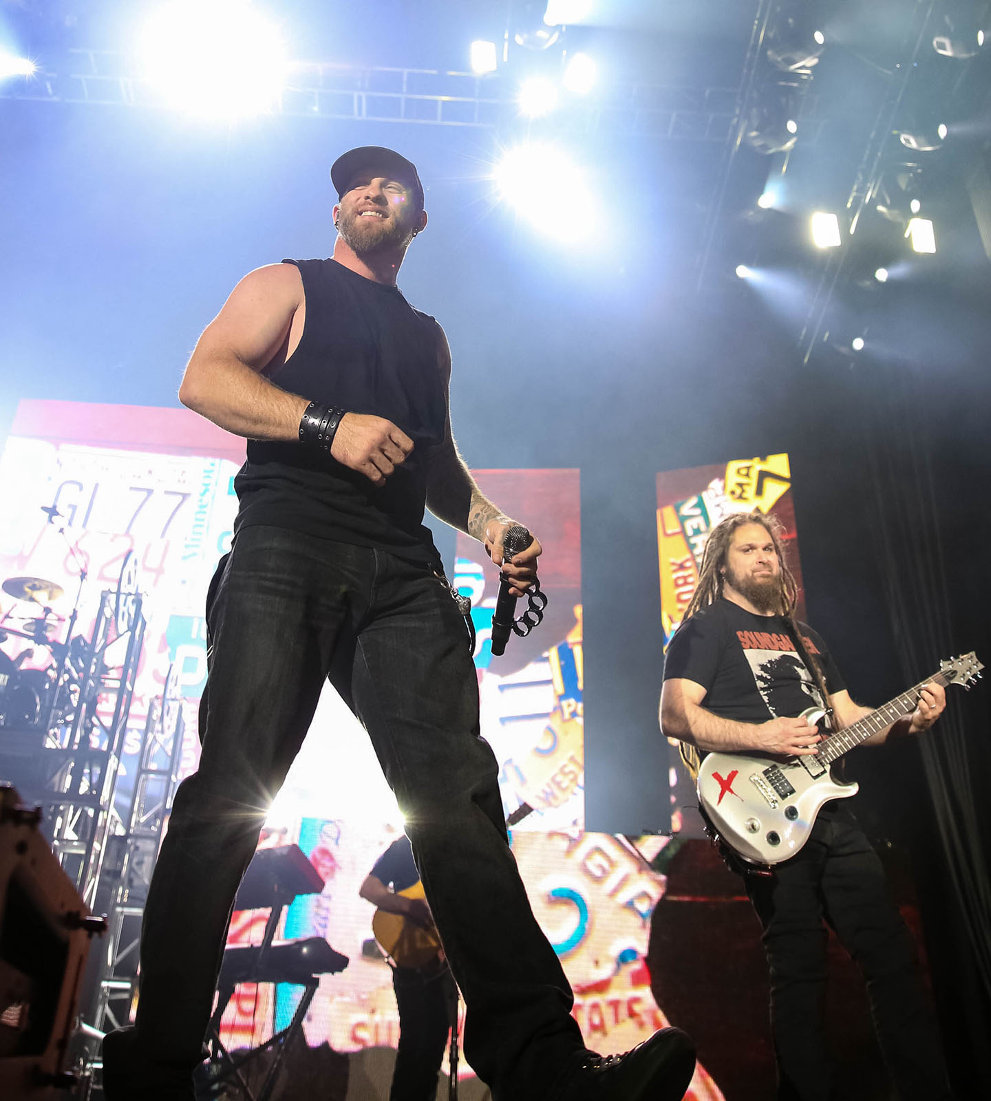 Brantley Gilbert concert photo 2