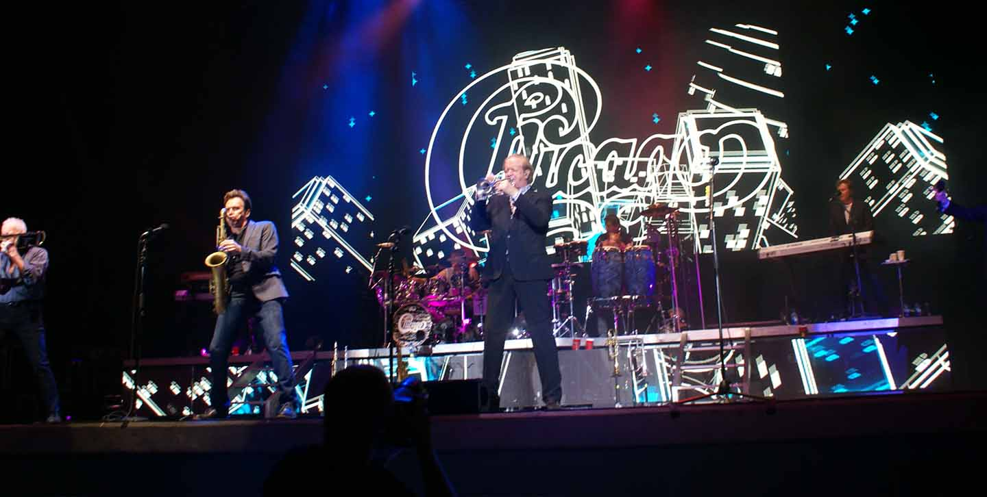 Chicago REO Speedwagon image 1