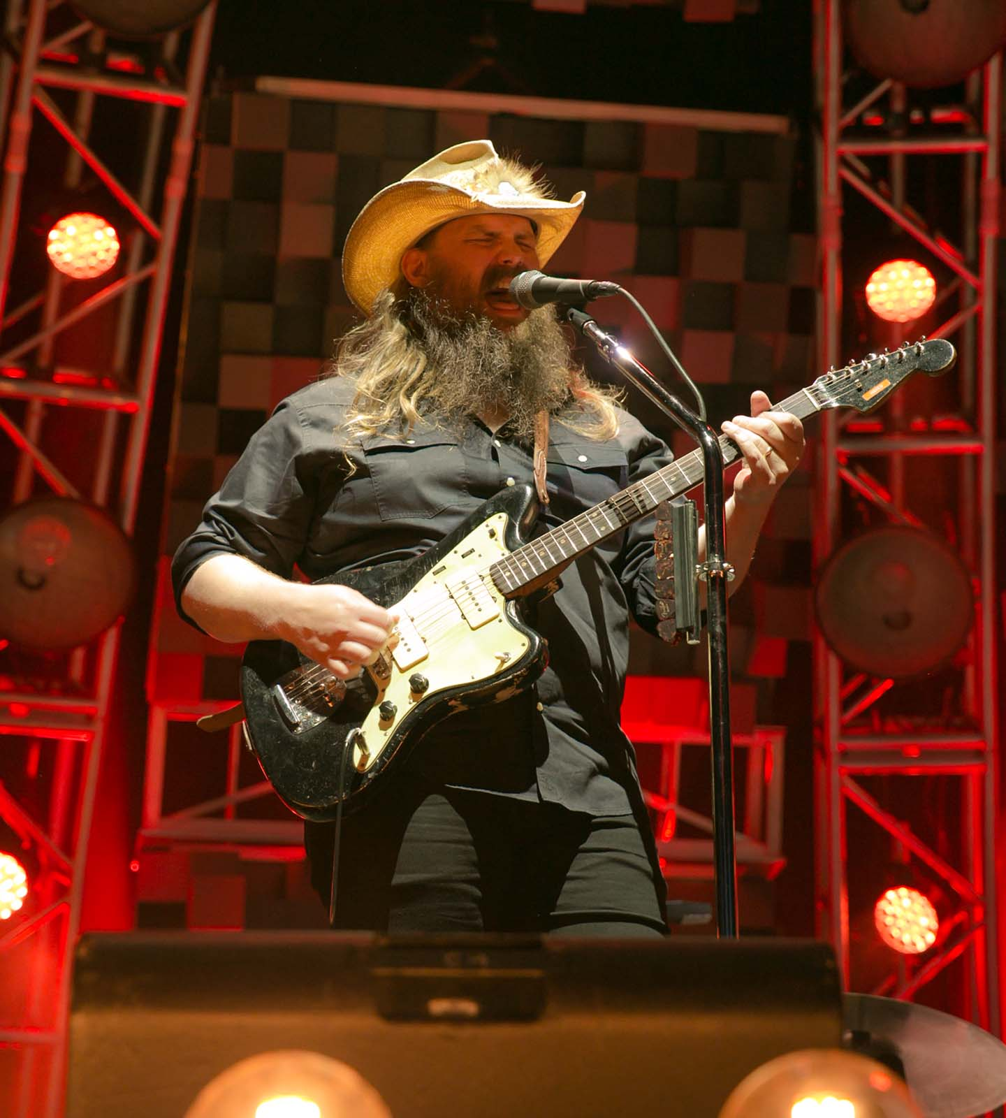 Chris Stapleton concert photo 1