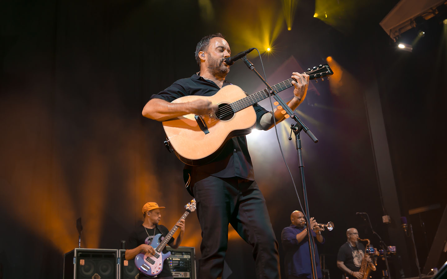 Dave Mathews Band concert photo 1