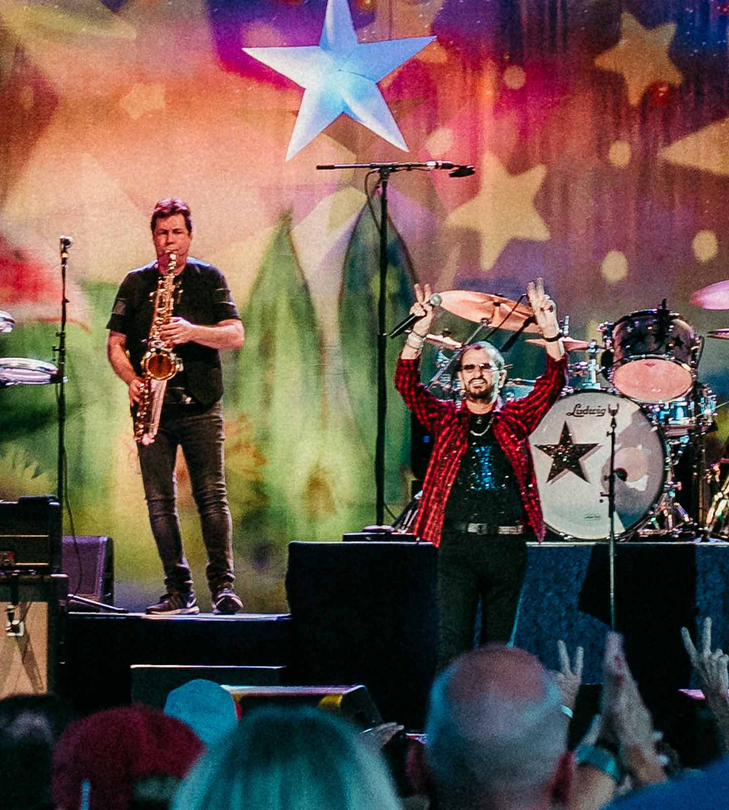 Ringo Starr concert photo 2