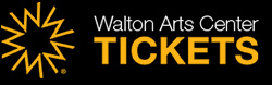 Walton Arts Center Tickets logo