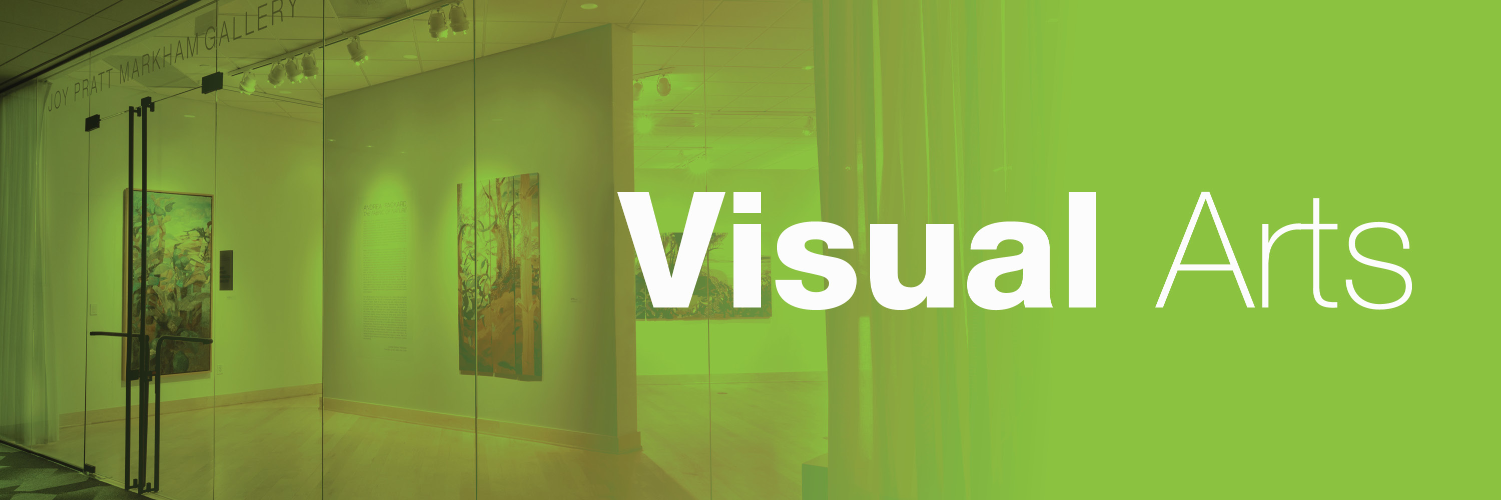 Visual Arts at Artosphere