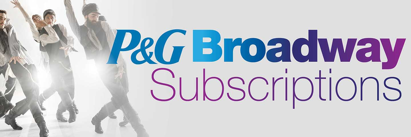 Broadway Series Subscription